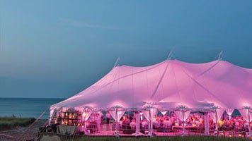 Outdoor Event Lighting Rental Michigan